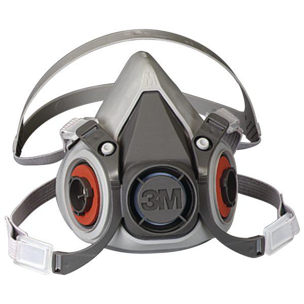respirador 6200 3M