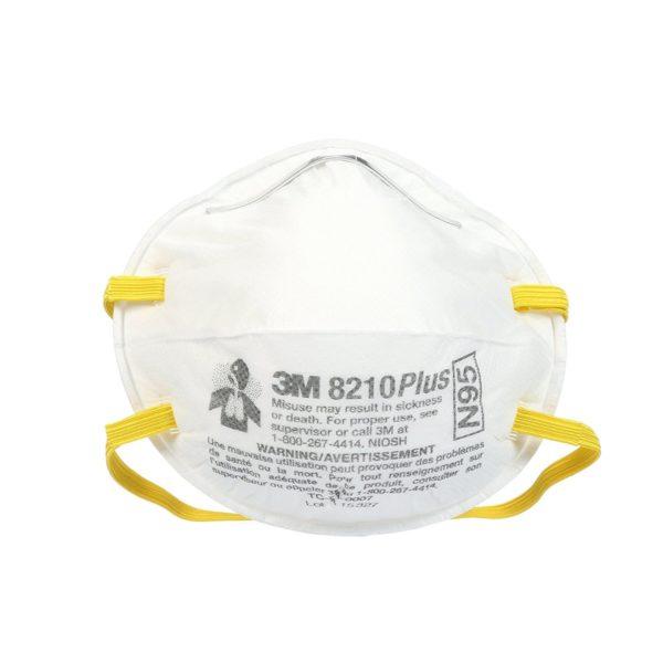 respirador 8210 plus