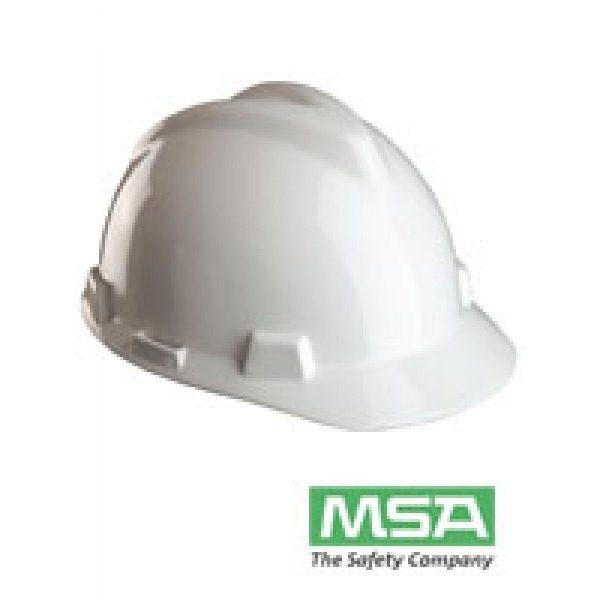 casco capucha MSA