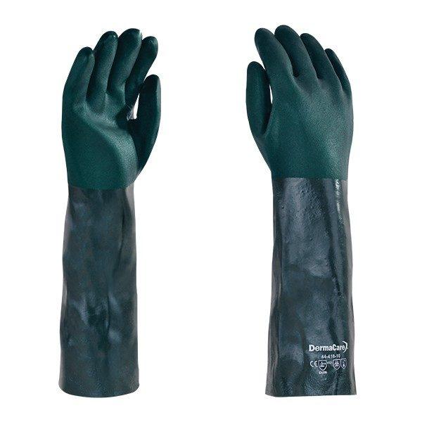 guante de pvc rec nitrilo 44-418