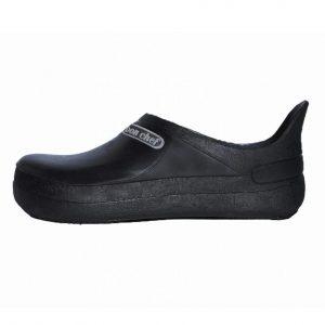 Calzado de seguridad, marca Bon Chef, color negro