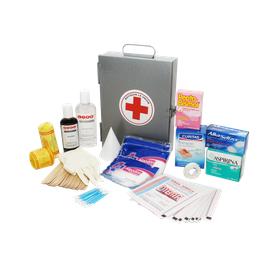 Botiquin de emergencia para curacion
