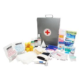 Botiquin de emergencias para curaciones