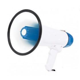megafono 25w