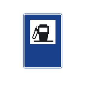 señales de gasolineras
